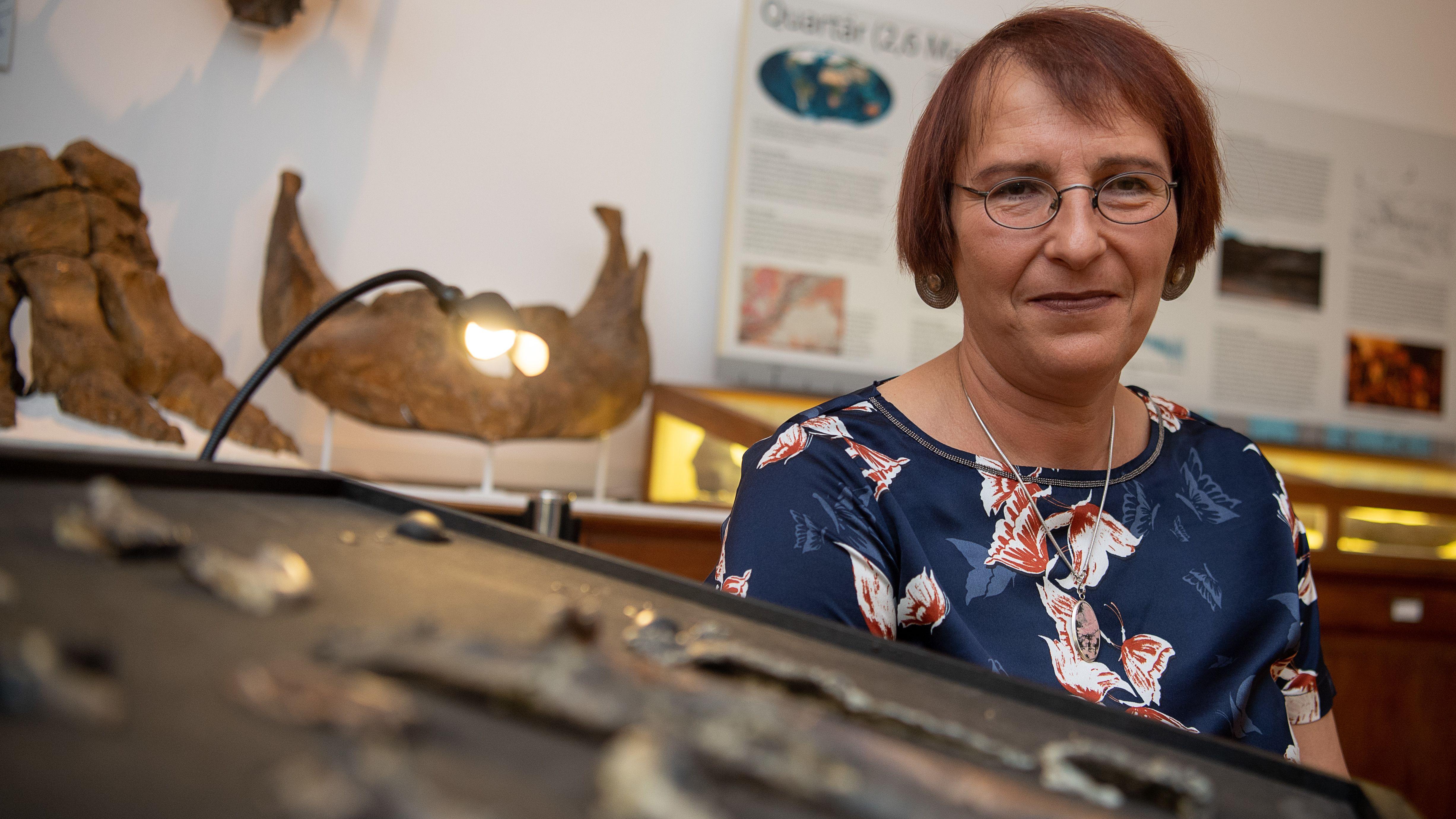 Madeleine Böhme, Paläoanthropologin in Tübingen