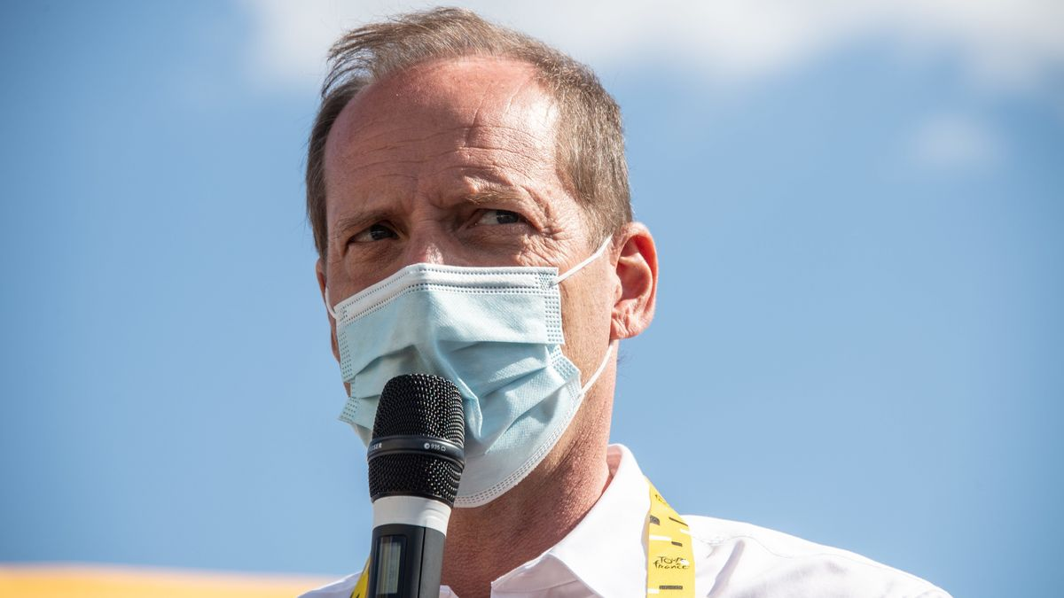 Tour-Chef Christian Prudhomme