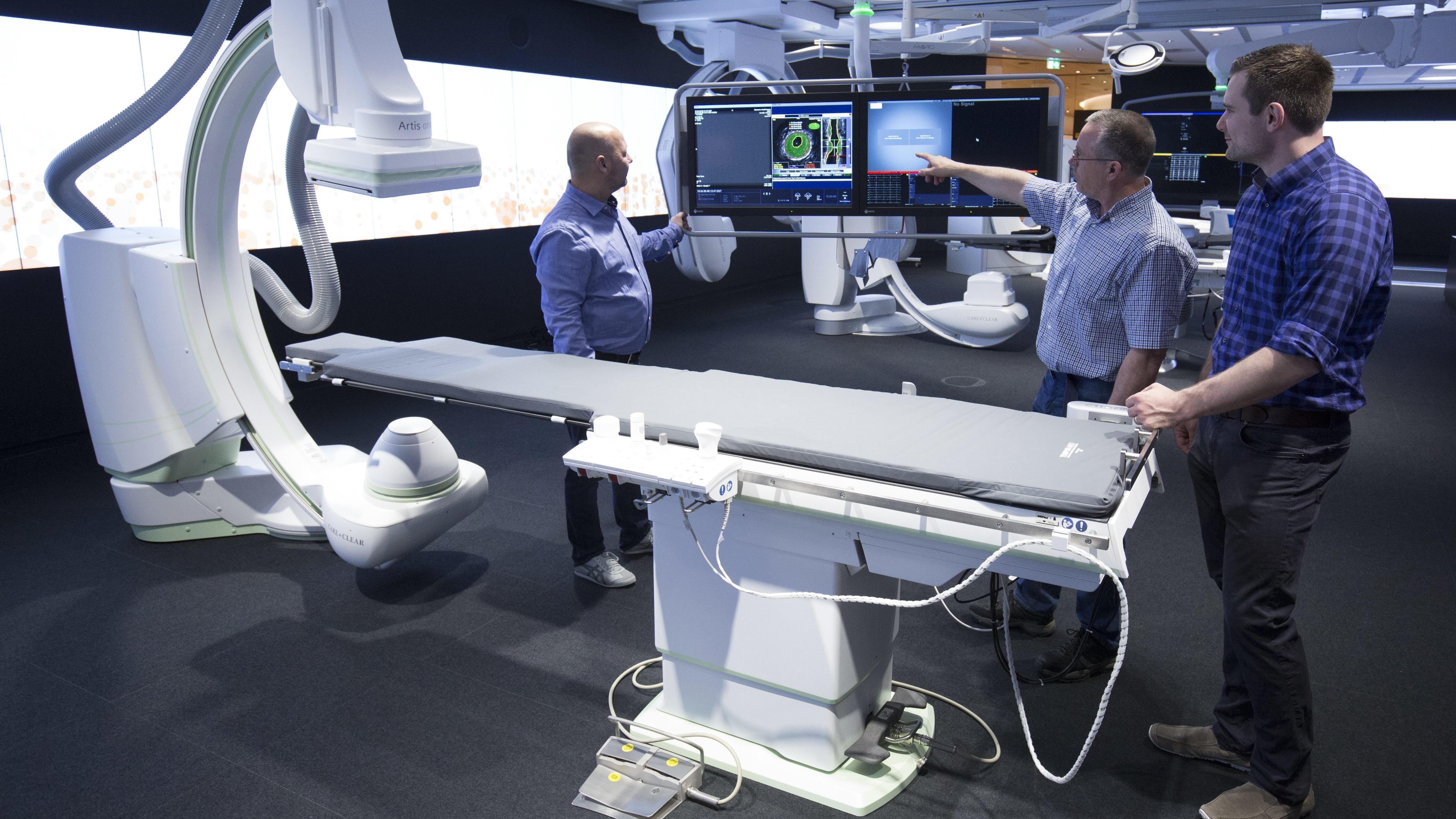Siemens-Healthineers in Forchheim