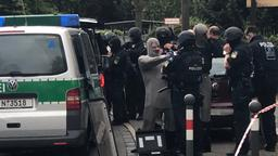 SEK im Nürnberger Stadtteil Laufamholz | Bild:News5