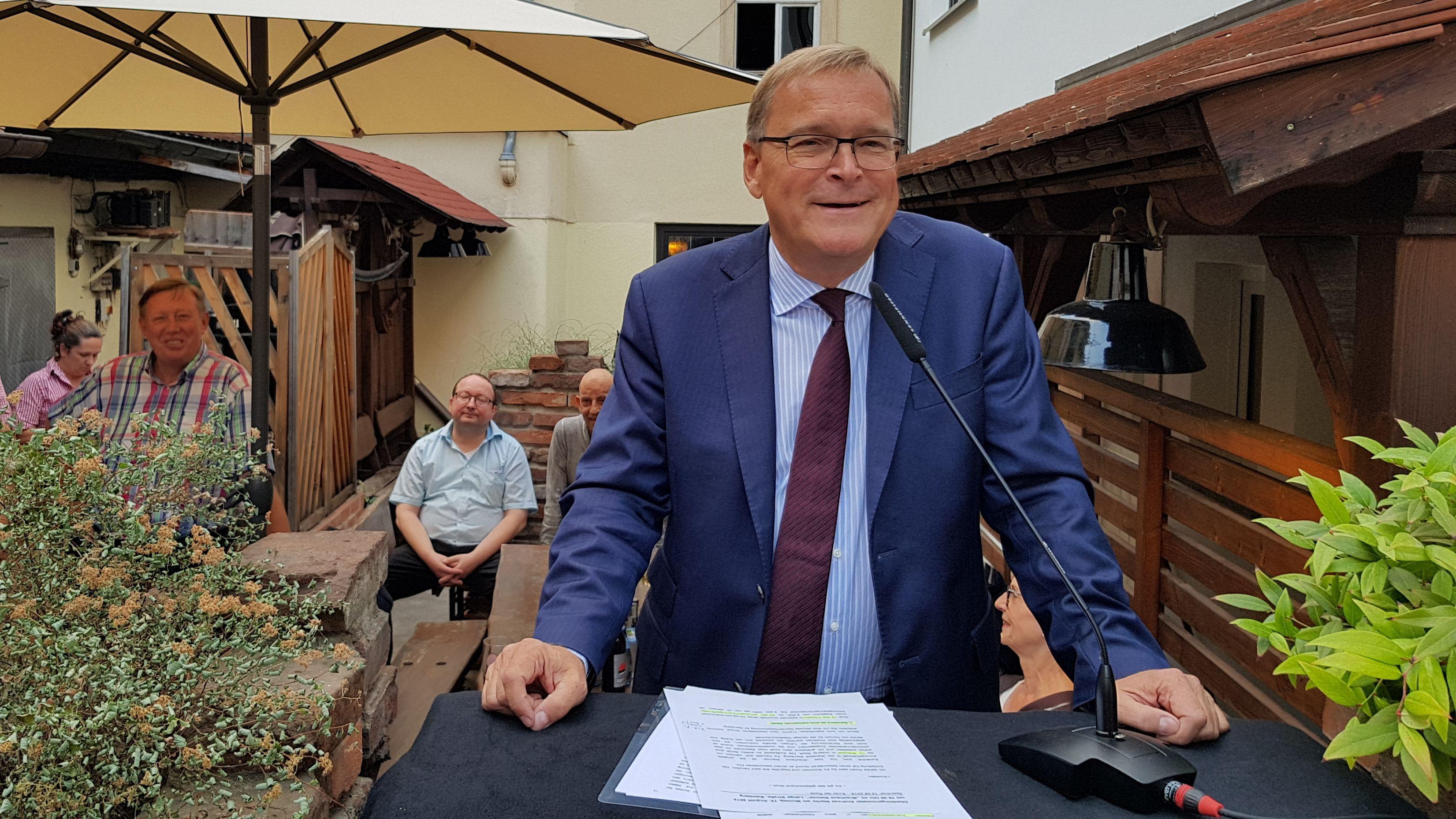 Bamberger OB Andreas Starke