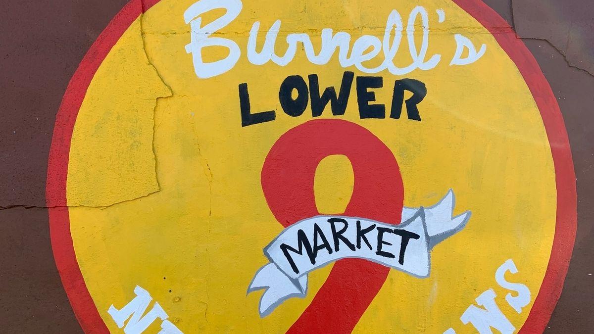 """Mississippi-Delta in Louisiana - In Burnell's Lower Market gibt es nicht nur """"Waren des täglichen Bedarfs"""""""