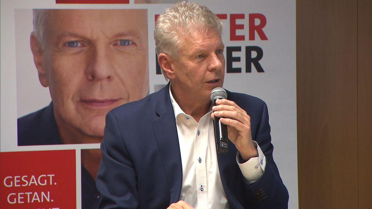 Dieter Reiter bleibt Oberbürgermeister von München.