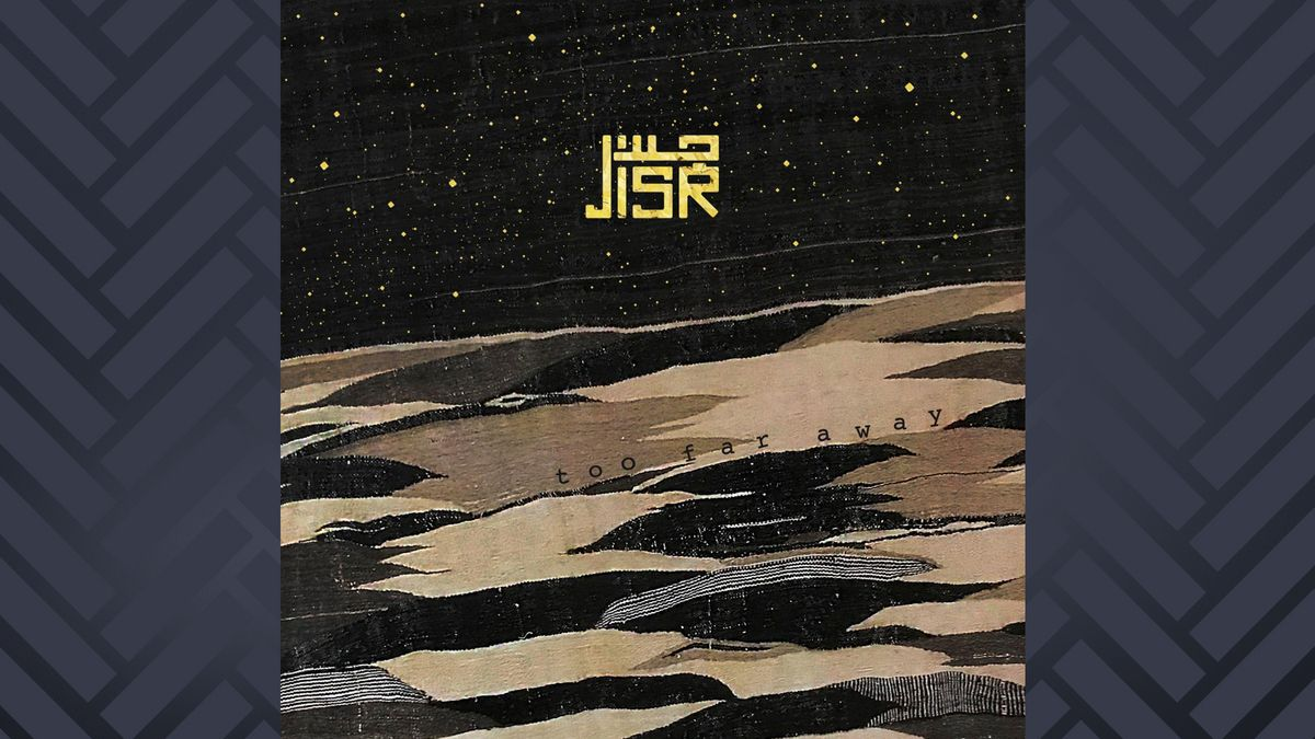 Sterne glitzern über nächtlichem Wüstensand: So sieht das Cover des Jisr-Debutalbums aus.