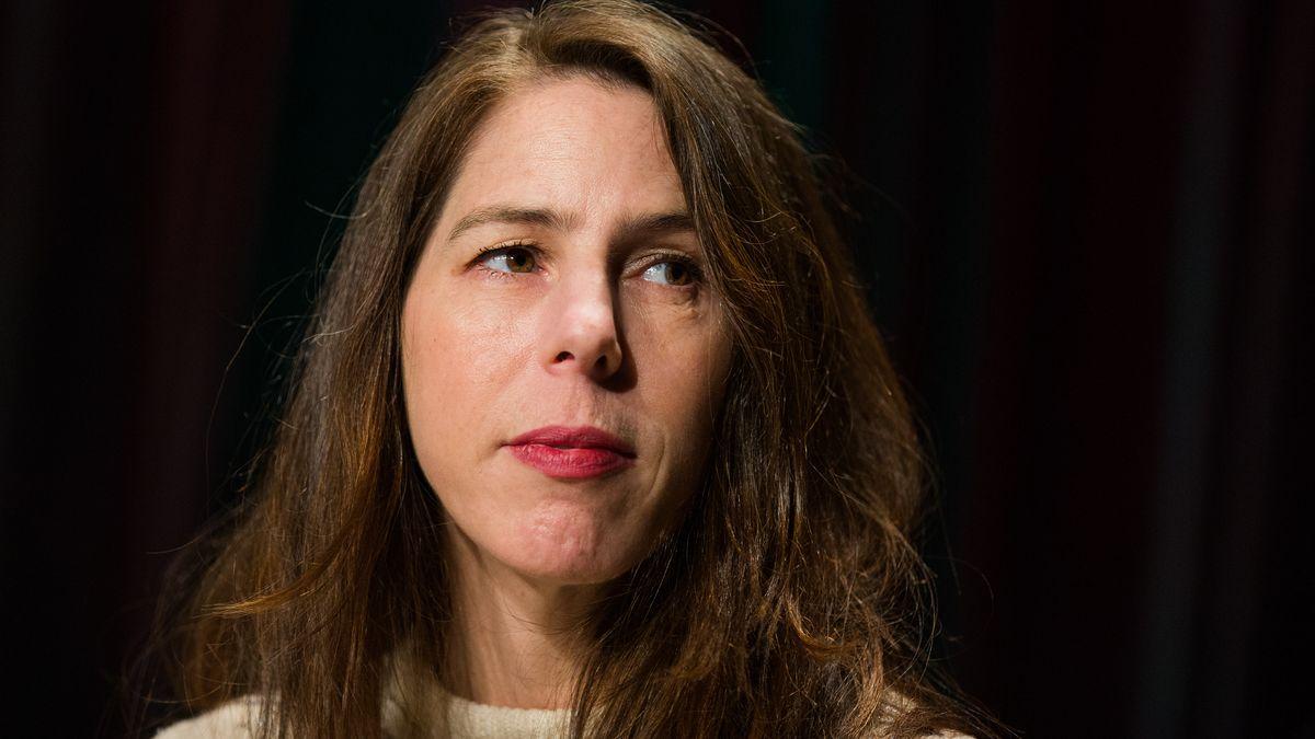 Die US-amerikanische Schriftstellerin Rachel Kushner
