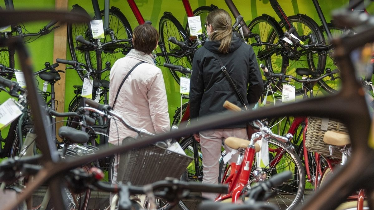 Auch in Bamberg arbeiten Radläden am Limit