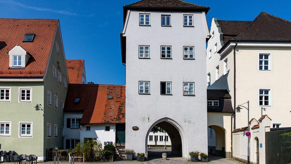 Landsberg am Lech, Stadtansicht