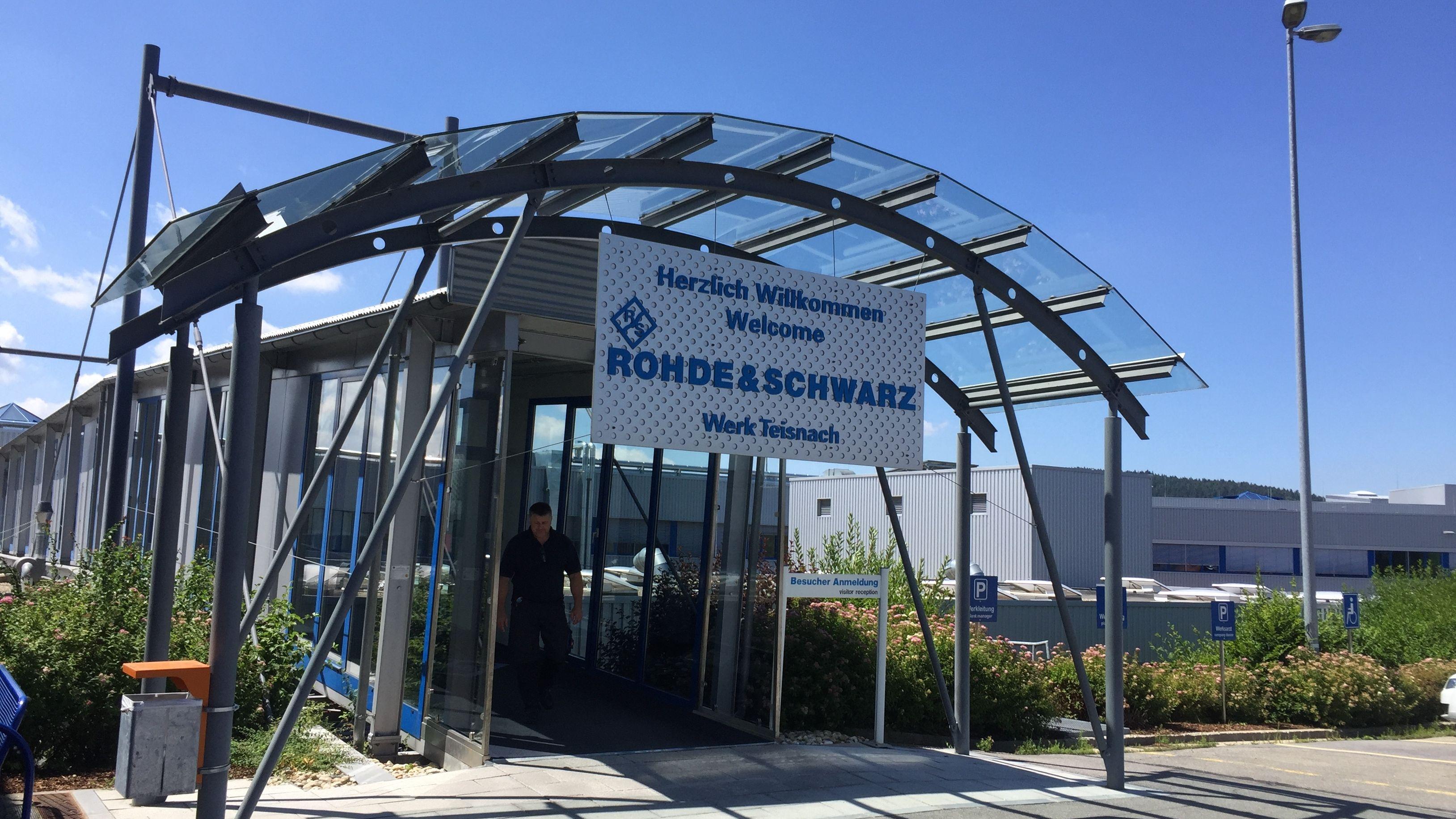 Rohde und Schwarz Teisnach