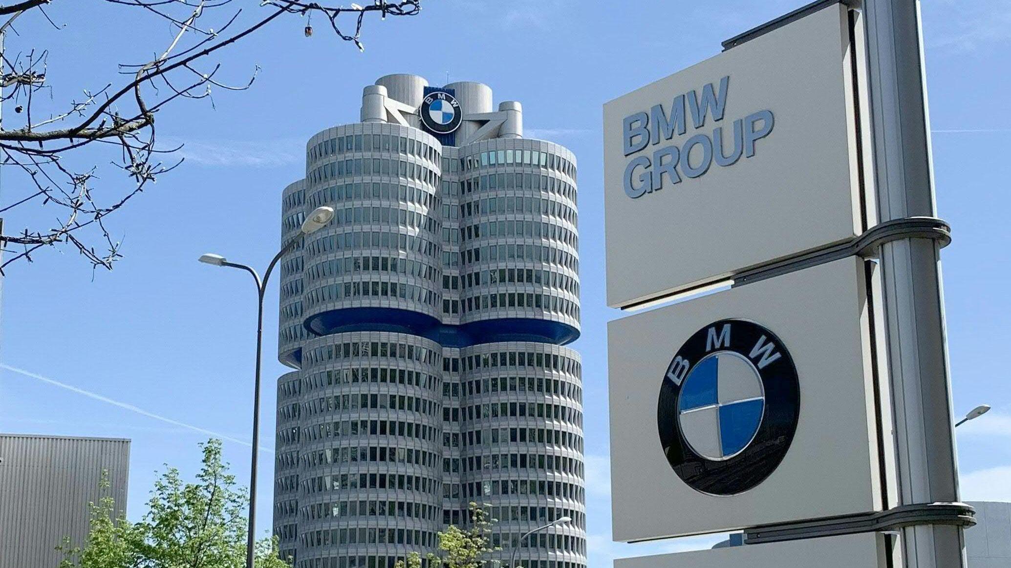 BMW Werk in München