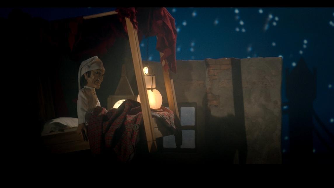 Filmausschnitt: Geister der Weihnacht