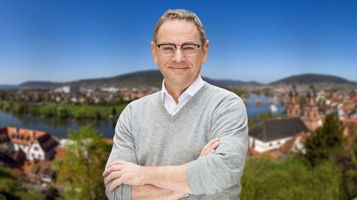 Bernd Kahlert, Bürgermeister von Miltenberg