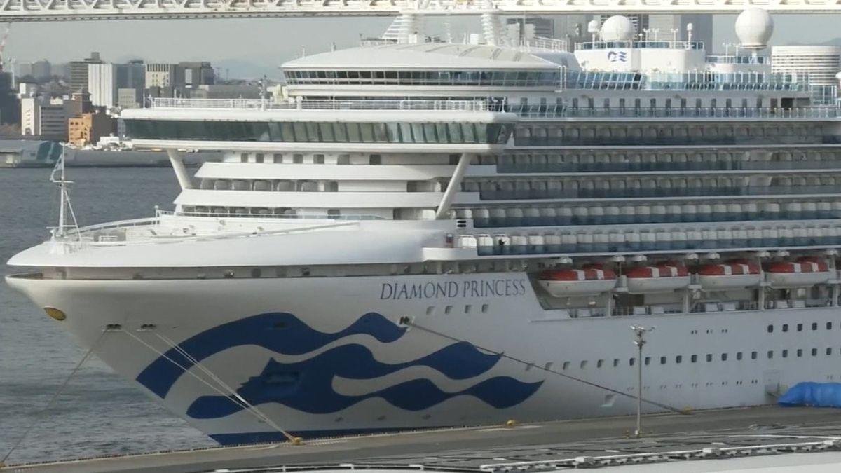 Kreuzfahrtschiff Diamond Princess