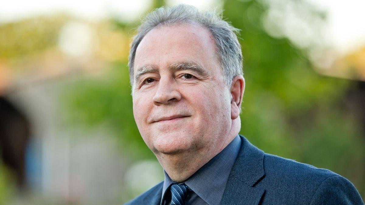 Der Pharmakologe und Leiter des Institut für Biomedizinische und Pharmazeutische Forschung (IBMP), Fritz Sörgel
