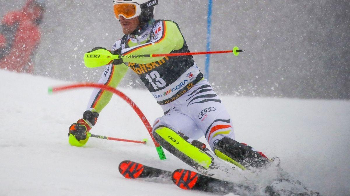 Ski alpin Weltcup in Slowenien