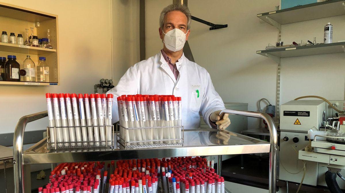 4.000 Corona-Tests pro Tag: Das Allgäulab arbeiten an der Auslastungsgrenze.