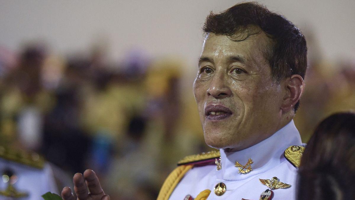 Thailändischer König Maha Vajiralongkorn