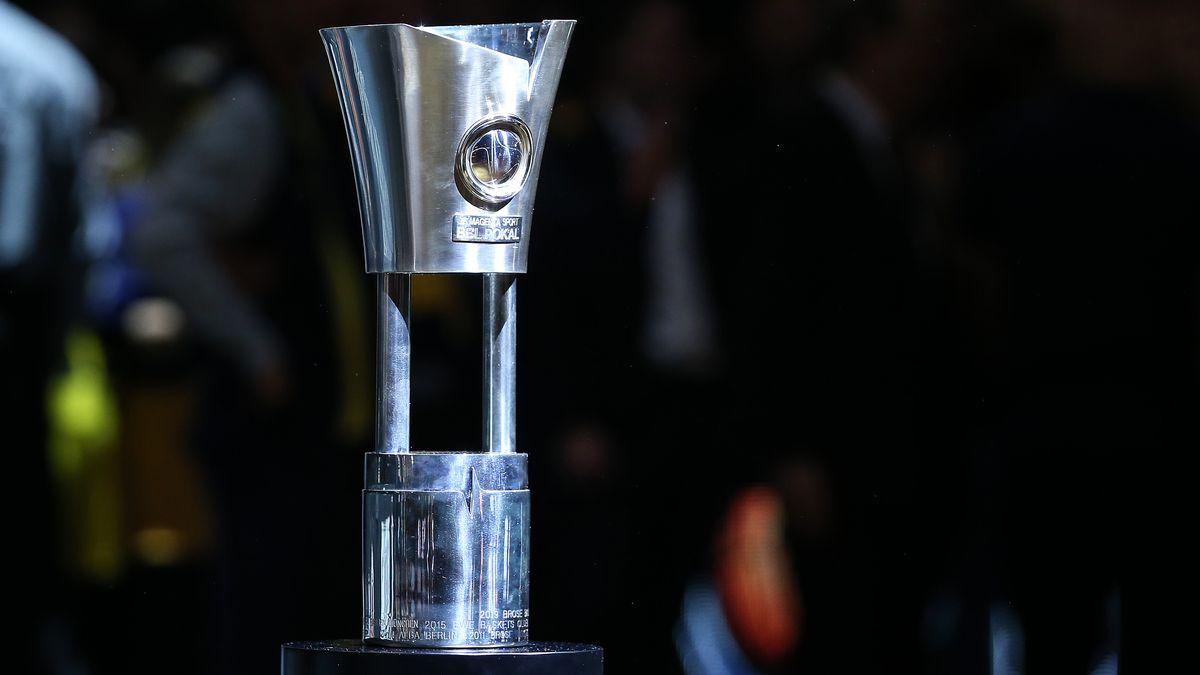 Der Pokal der Basketball-Bundesliga
