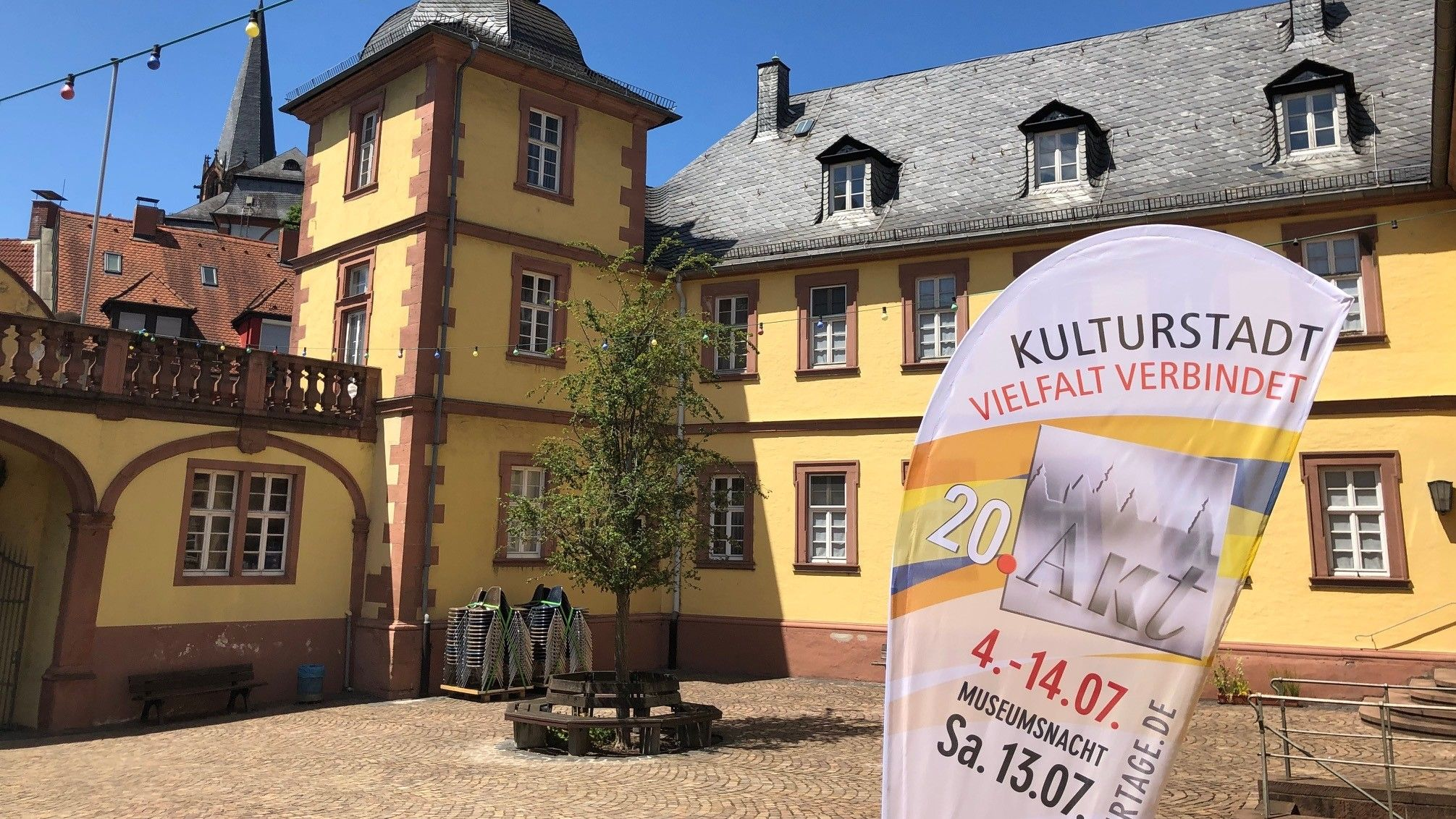 20. Aschaffenburger Kulturtage