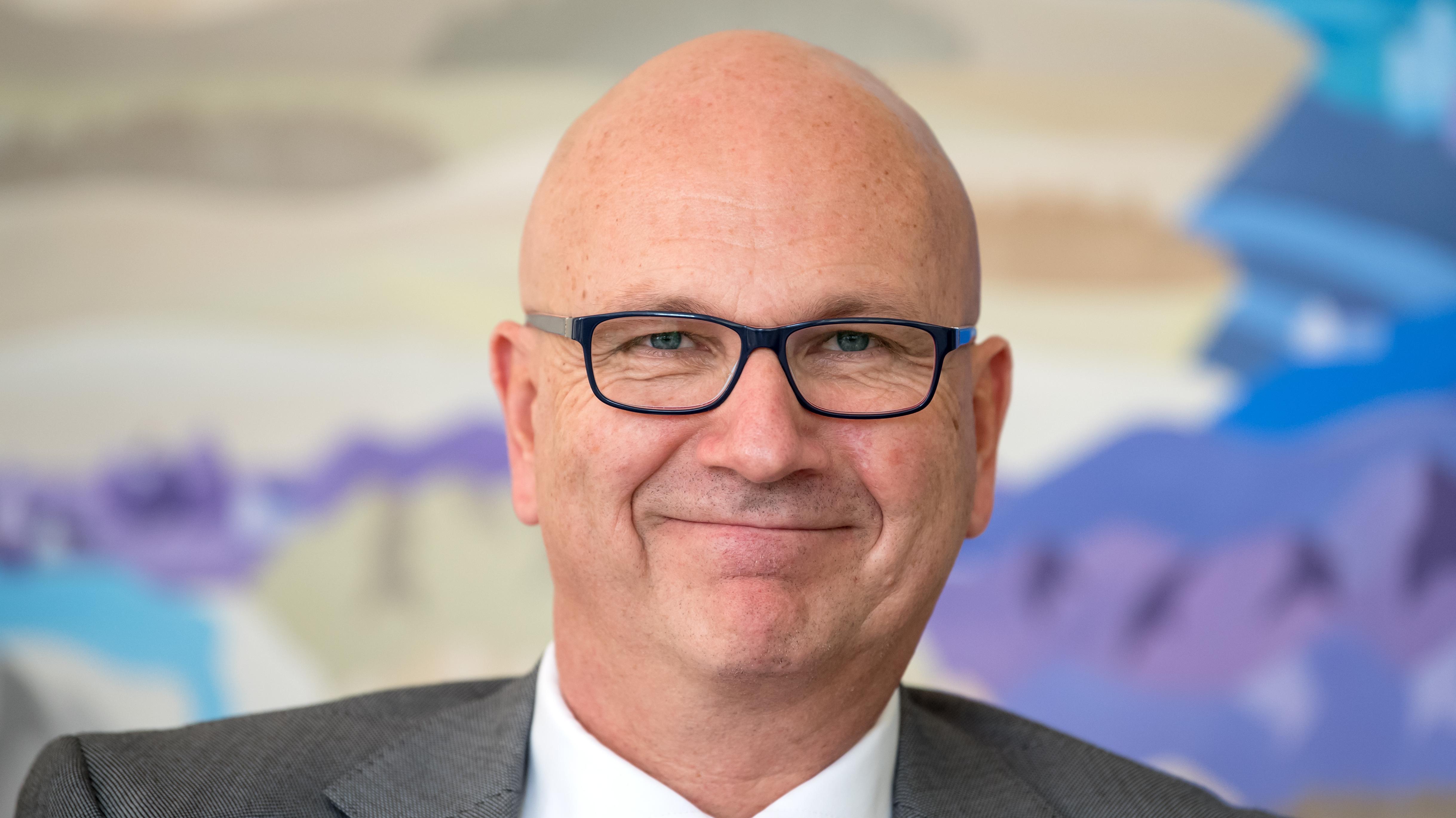 Der Präsident des Deutschen Städte- und Gemeindebundes Uwe Brandl (CSU).