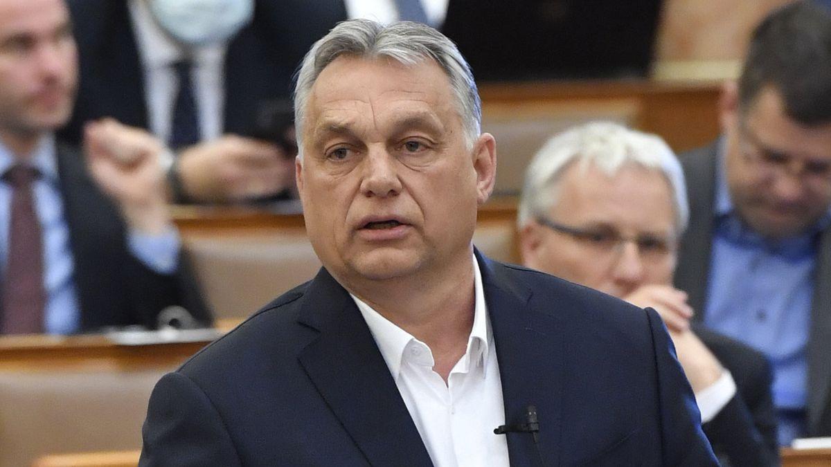 Der ungarische Ministerpräsident Viktor Orban