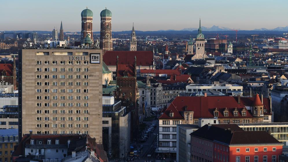 Münchner Innenstadt  | Bild:BR