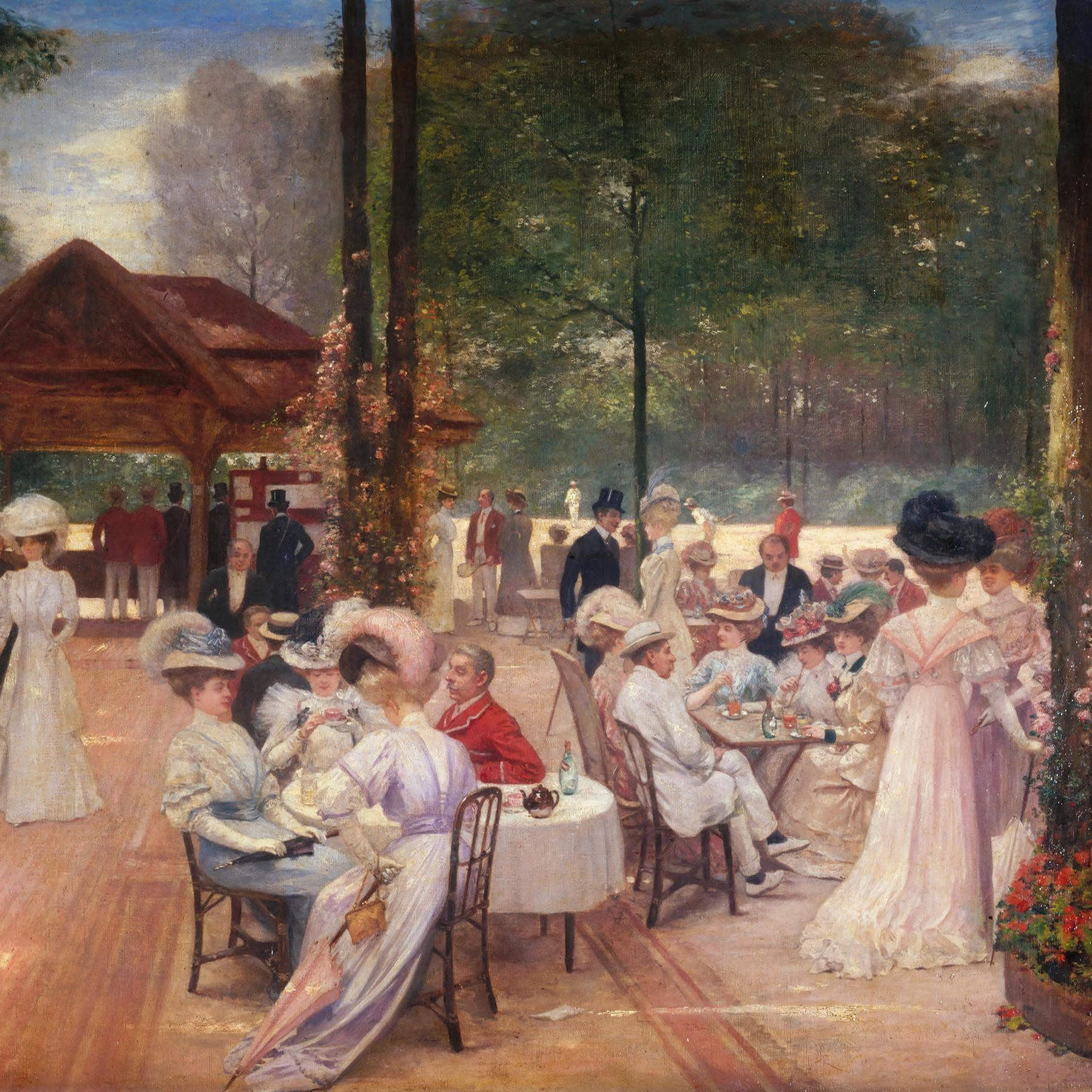 Die Belle Époque - Kulturphänomen Jahrhundertwende