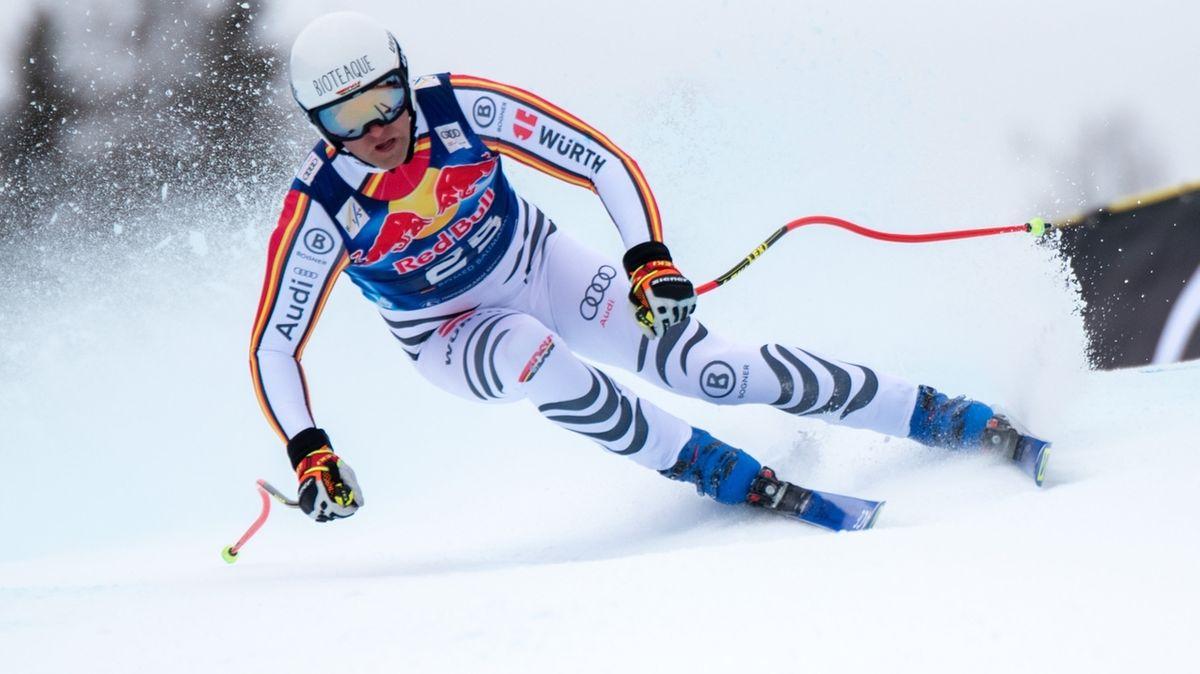 Ski alpin: Kombi-Spezialist Romed Baumann