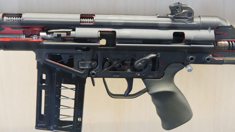 Heckler & Koch Maschinengewehr