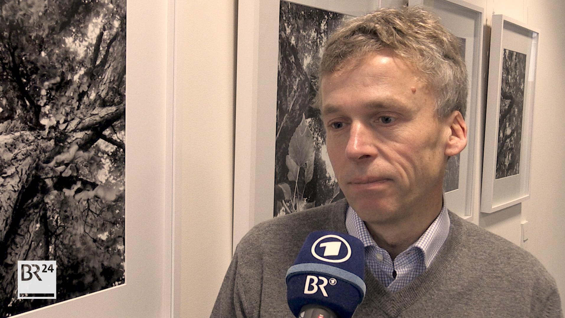Ulrich Koczian vom Bayerischen Apothekerverband