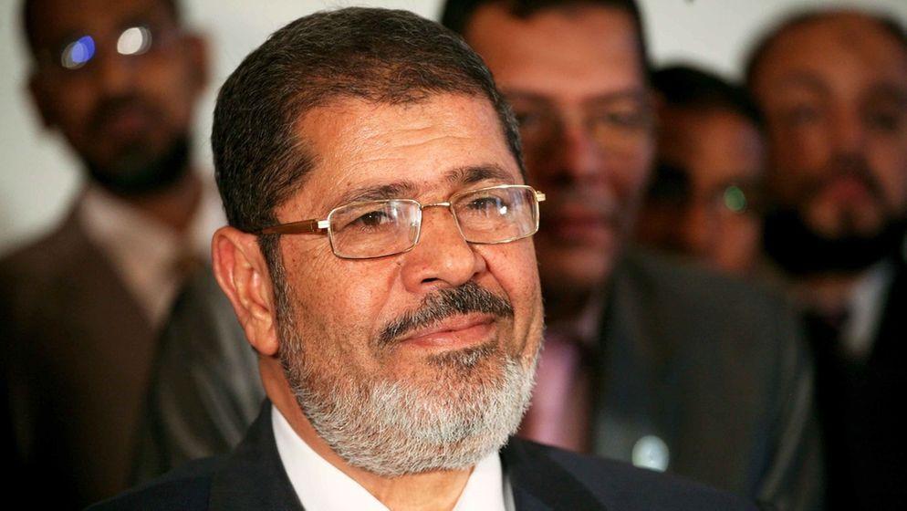 Mohammed Mursi | Bild:picture-alliance/dpa