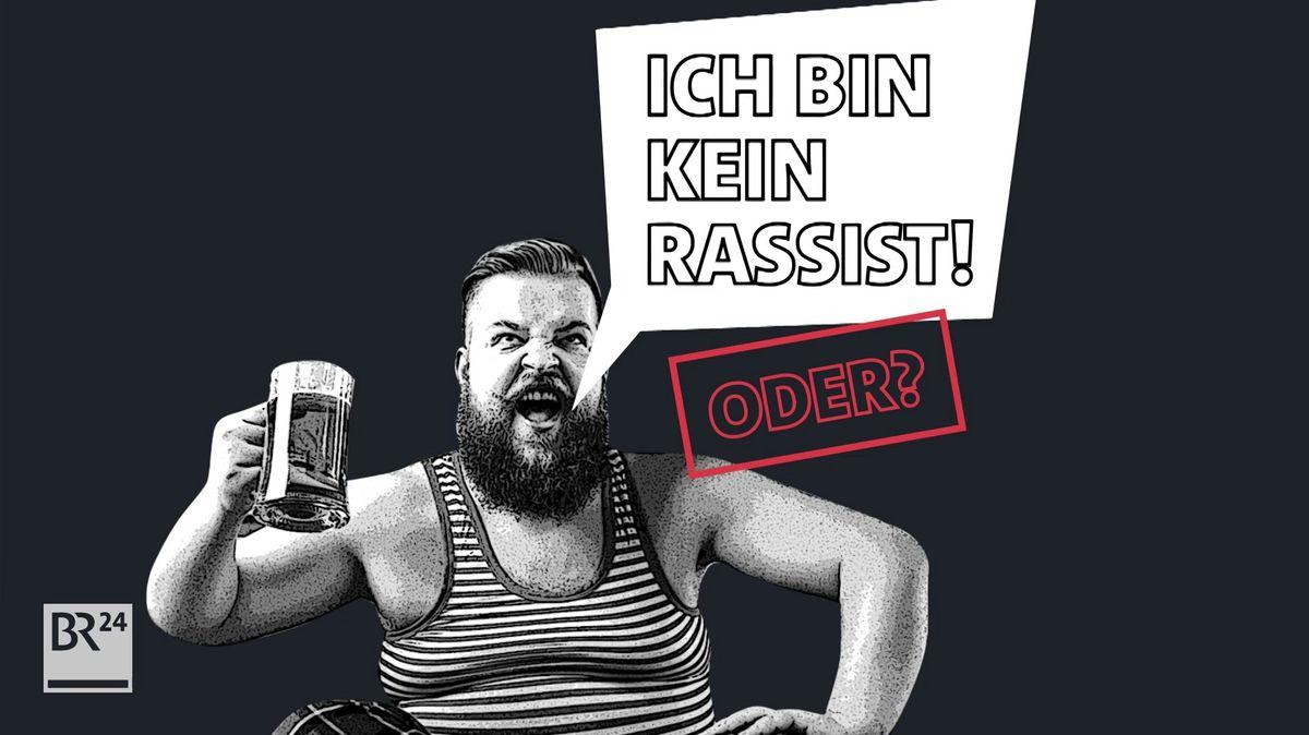 Rassismus spielt auch in Deutschland eine große Rolle. Vorurteile stecken in vielen Köpfen.