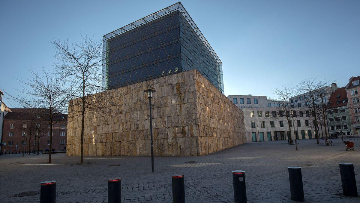 Die Münchner Hauptsynagoge am Sankt-Jakobs-Platz (Symbolbild).