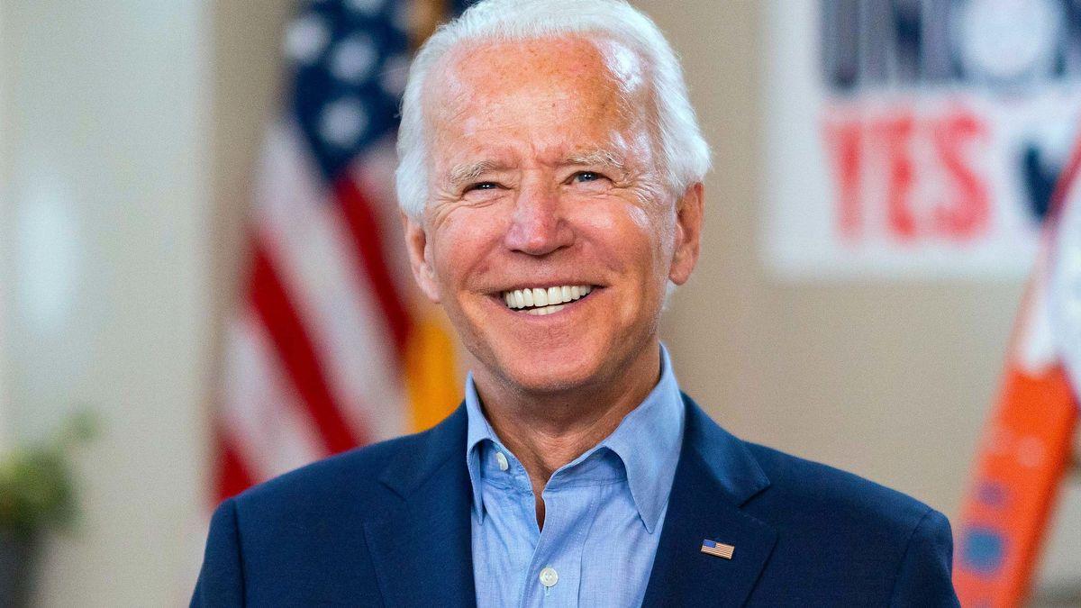 Der voraussichtlich neue US-Präsident Joe Biden