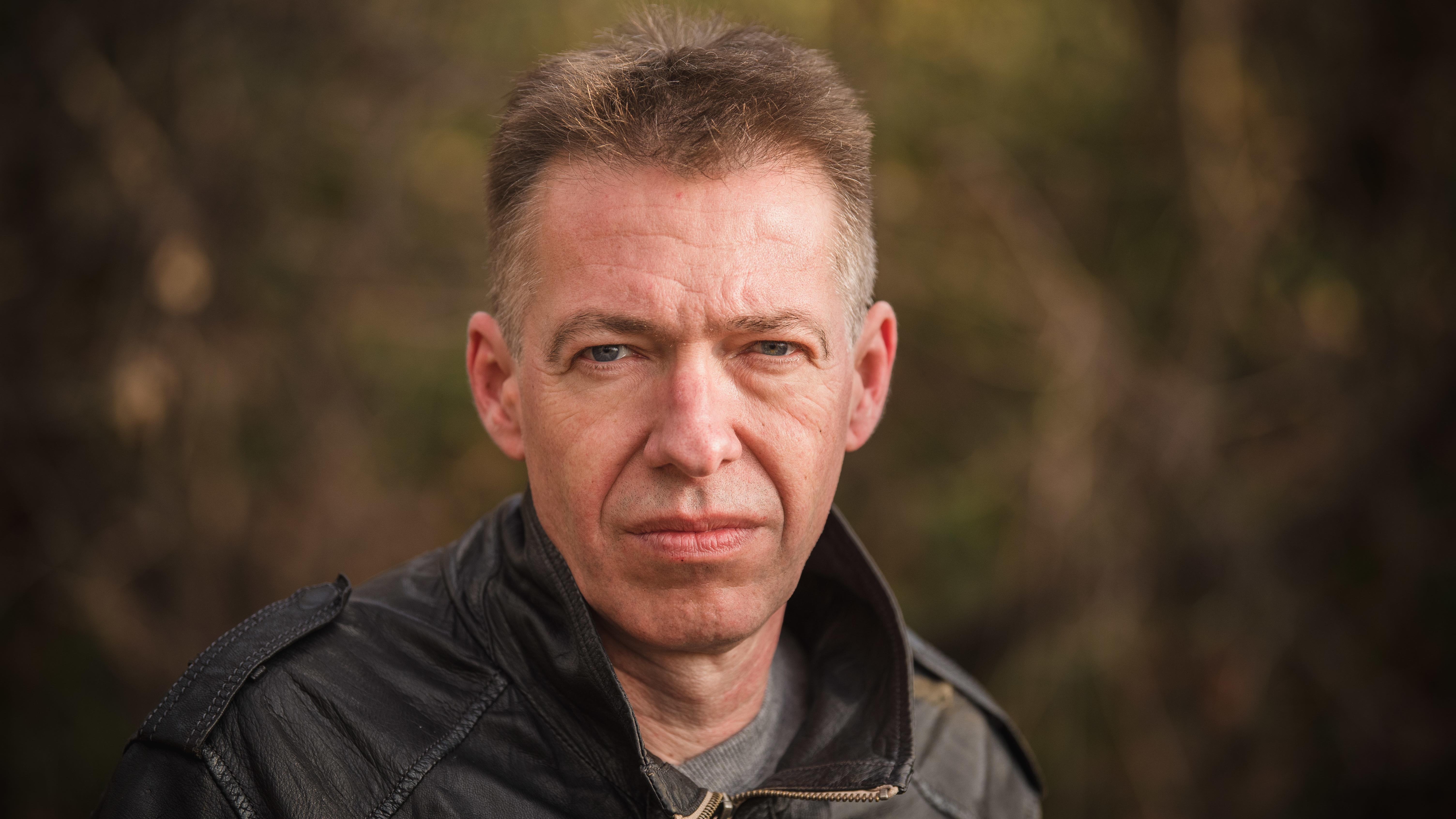 Andreas Lösche, Bruder der ermordeten Tramperin. Er erklärt in einem Interview, wie er das Andenken an seine Schwester lebendig halten will.