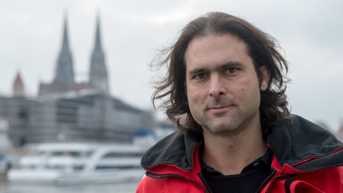 Space-Eye-Gründer Michael Buschheuer