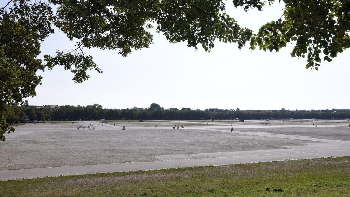 Die Theresienwiese in München am 19.09.2020.