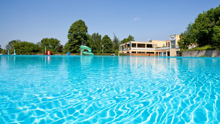 Freibad in Roding