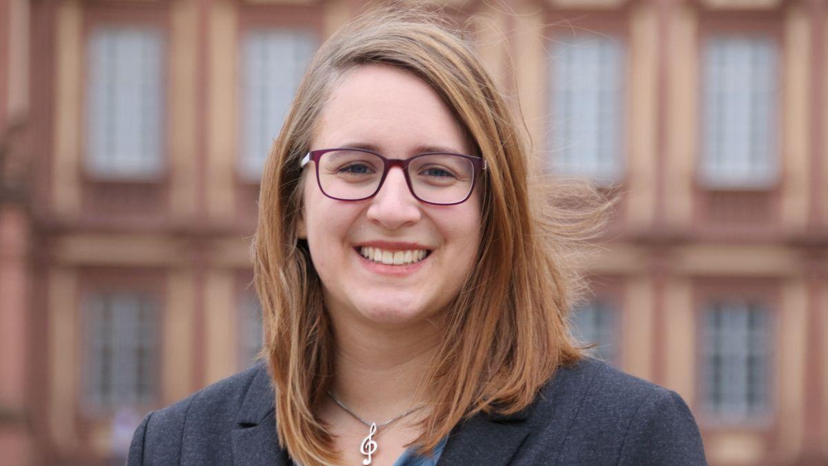 Portrait der Wissenschaftlerin Alisa Rank-Haedler