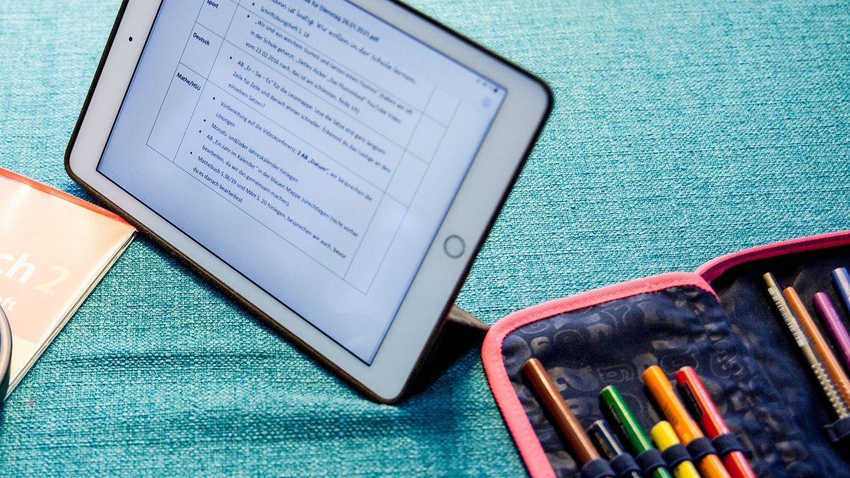 Digitalisierung - aus der Schule nicht mehr wegzudenken