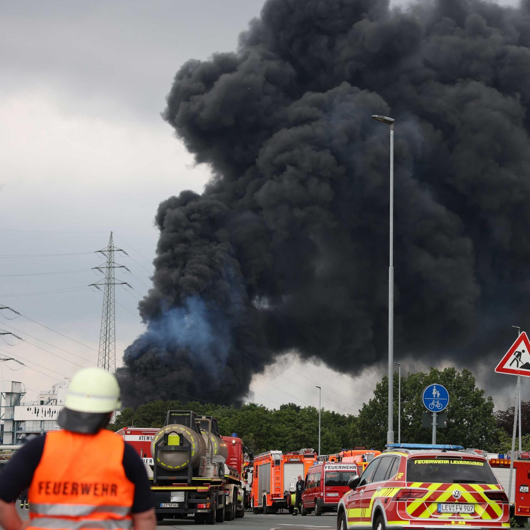Chemie-Unfall in Leverkusen - Wie sicher sind unsere Industrieanlagen?