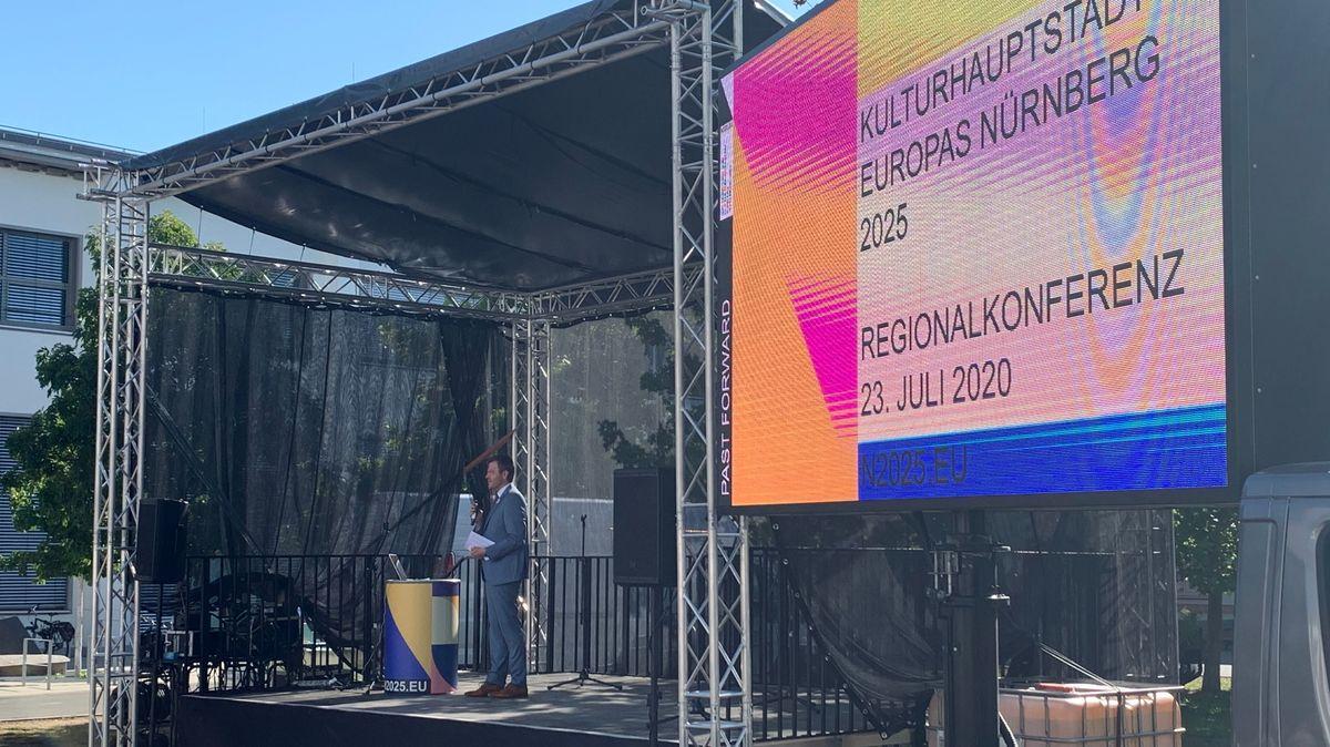 Regionalkonferenz zur Kulturhauptstadt-Bewerbung in Nürnberg