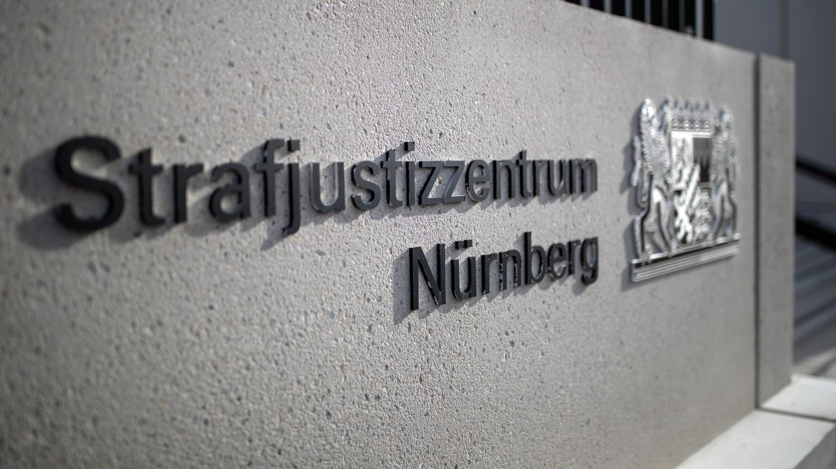 Das Strafjustizzentrum Nürnberg
