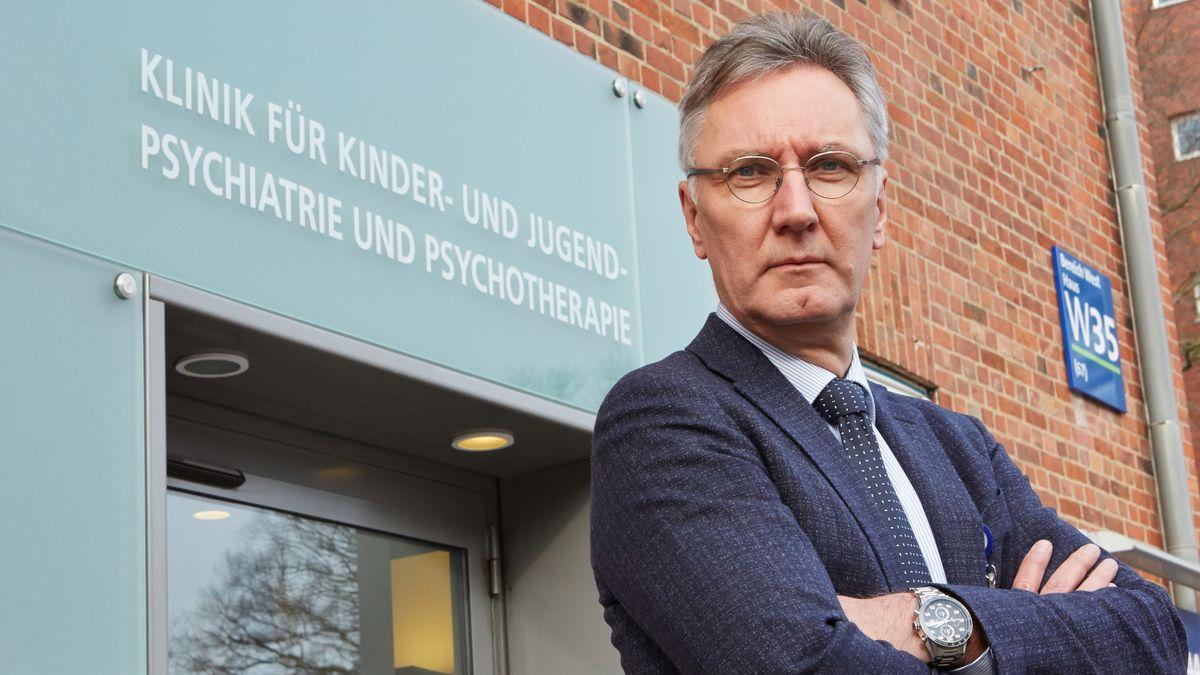 Kinderpsychiater Michael Schulte-Markwort.