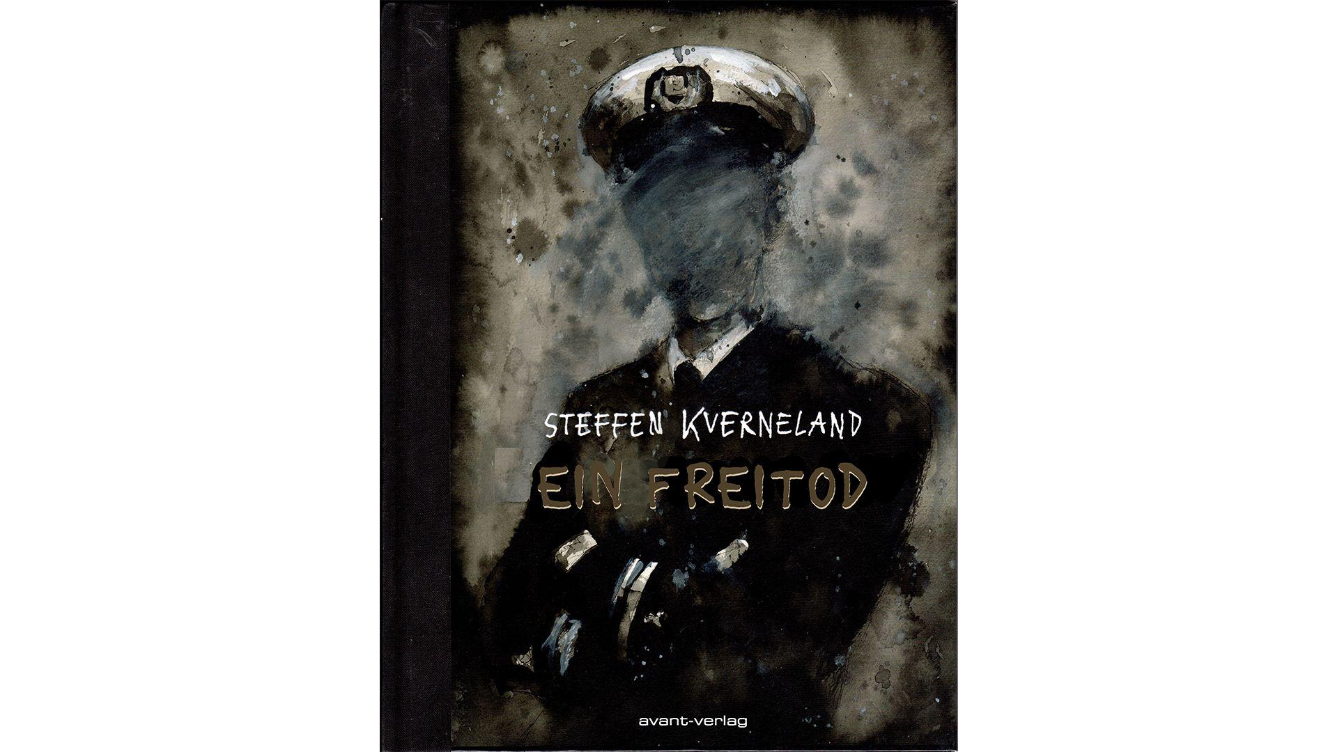 """Cover von """"Ein Freitod"""" von Steffen Kvernelands"""