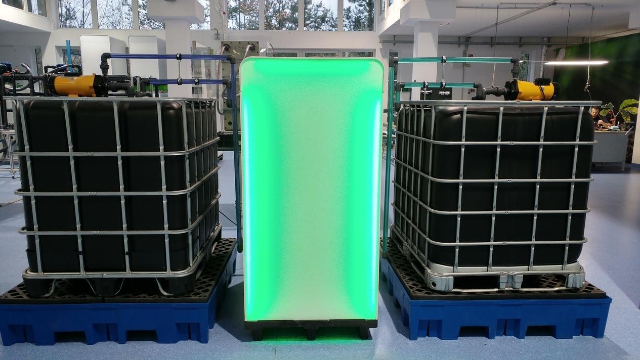 Öko-Batterie