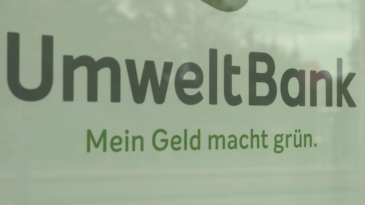 Logo der Umweltbank