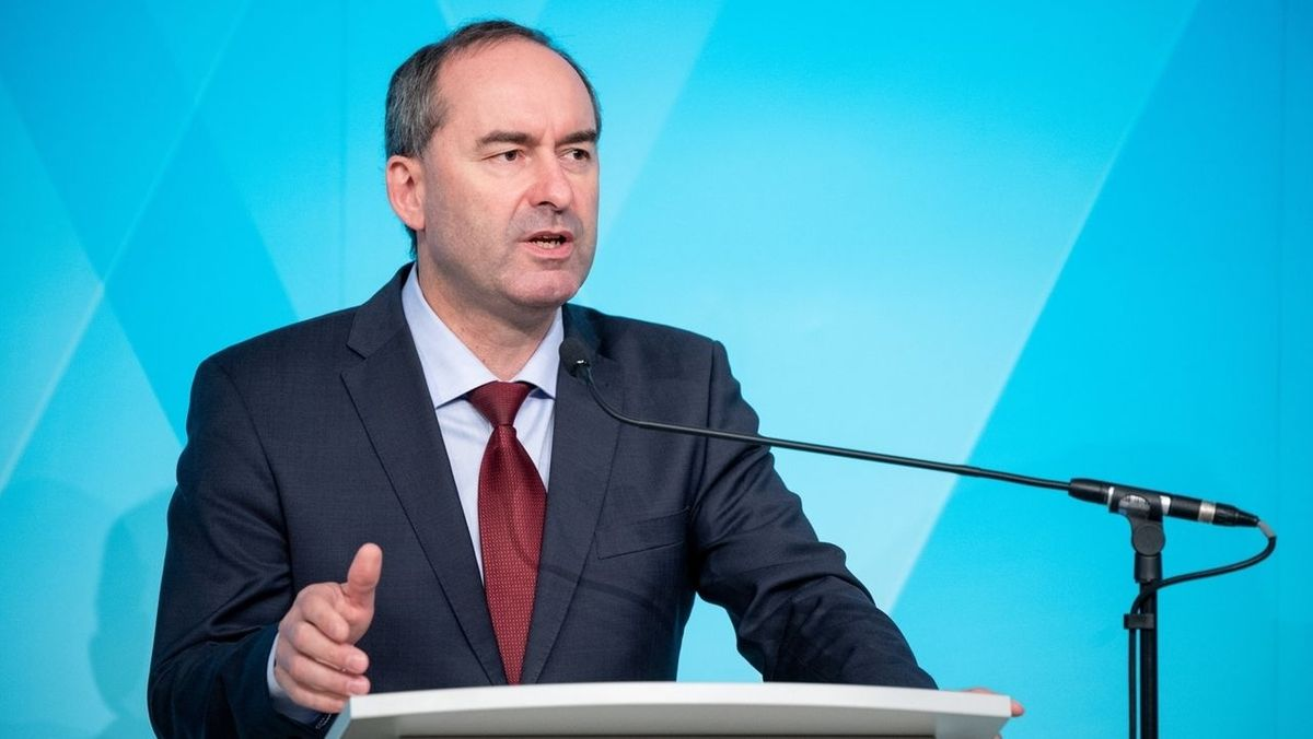 Bayerns Wirtschaftsminister Hubert Aiwanger