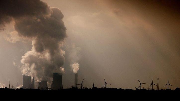 Kohlekraftwerk, Windkrafträder