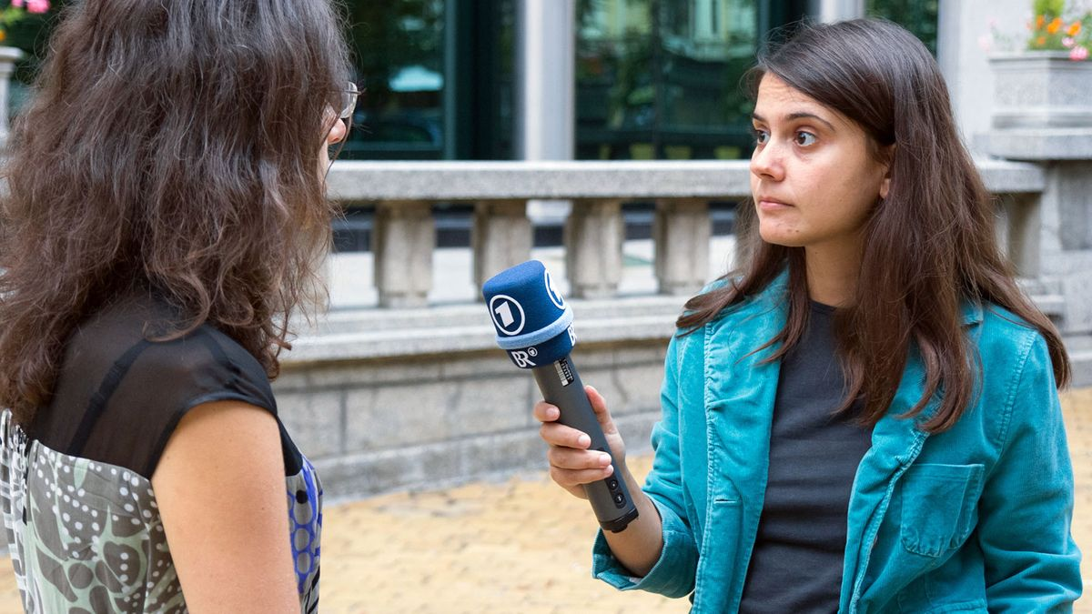 CAMELIA IVANOVA, freie Mitarbeiterin in Bulgarien