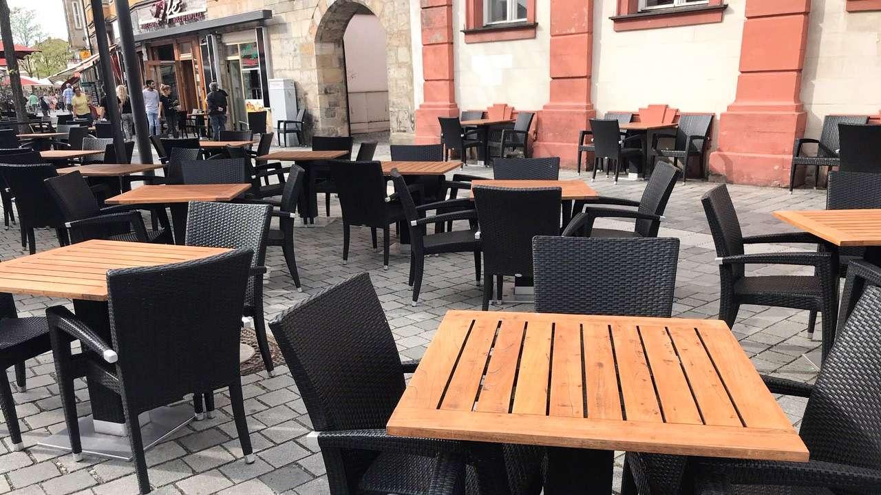 Tatort war ein Café in Bayreuth